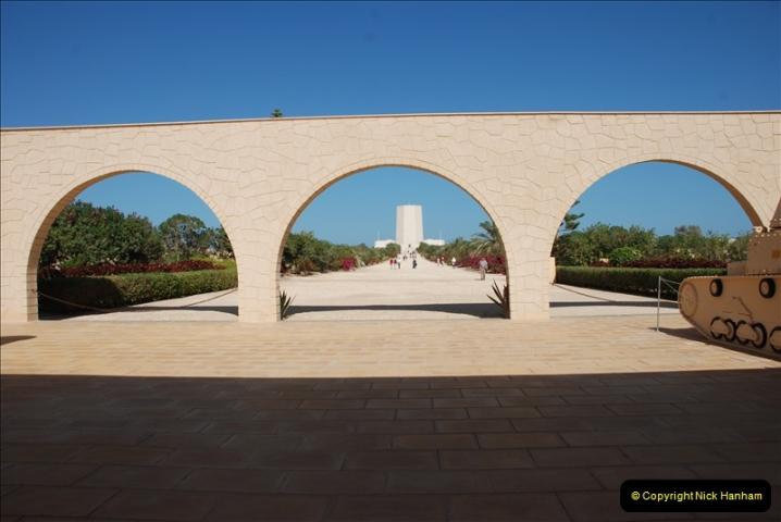 2010-11-05 Italian Memorial at El Alamein  (3)092