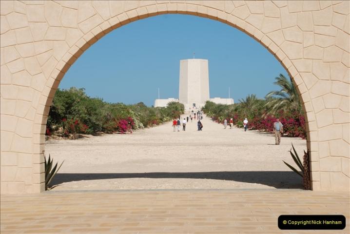 2010-11-05 Italian Memorial at El Alamein  (4)093