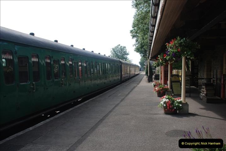 2012-09-06 ESR Cranmore, Somerset.  (1)415