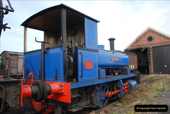 2012-09-06 ESR Cranmore, Somerset.  (23)437