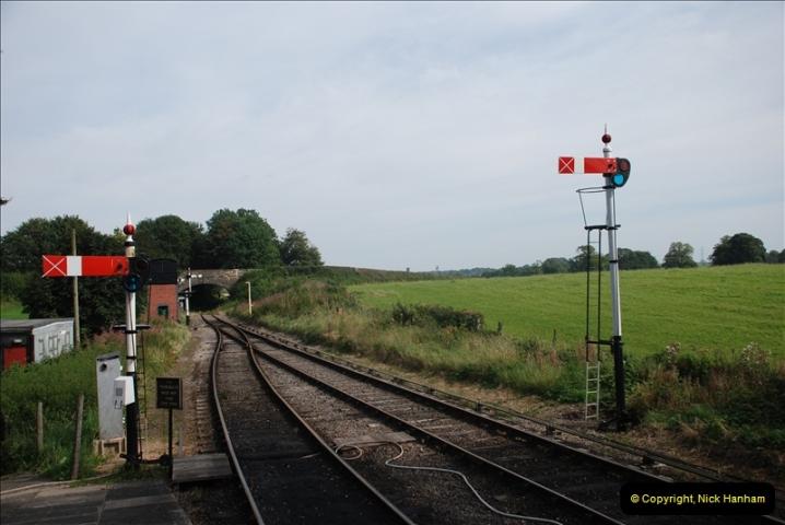 2012-09-06 ESR Cranmore, Somerset.  (2)416
