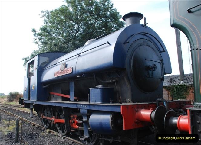 2012-09-06 ESR Cranmore, Somerset.  (29)443