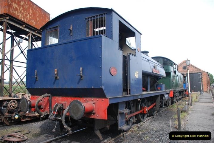 2012-09-06 ESR Cranmore, Somerset.  (30)444
