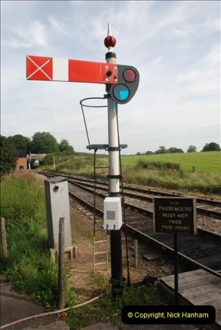 2012-09-06 ESR Cranmore, Somerset.  (3)417