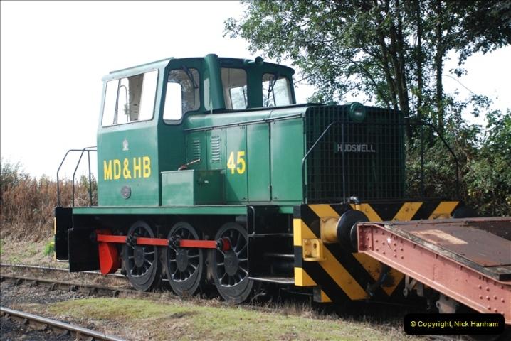 2012-09-06 ESR Cranmore, Somerset.  (39)453