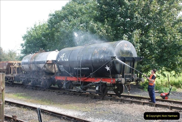 2012-09-06 ESR Cranmore, Somerset.  (44)458