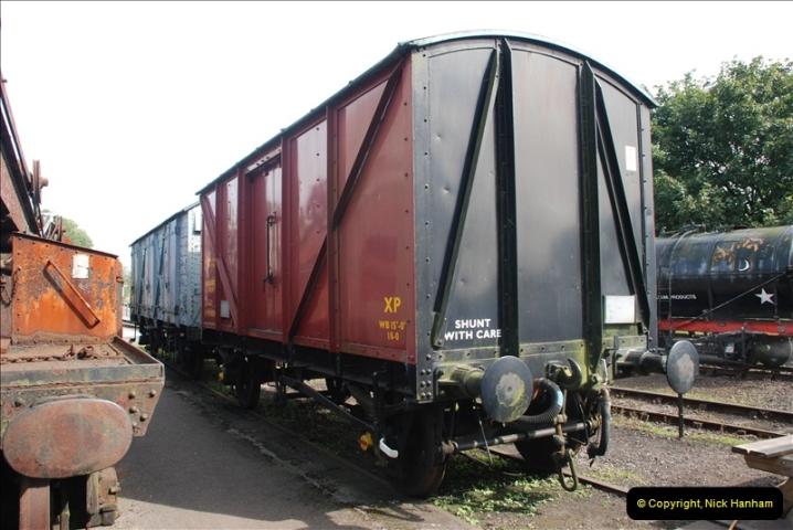 2012-09-06 ESR Cranmore, Somerset.  (50)464
