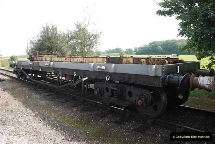 2012-09-06 ESR Cranmore, Somerset.  (51)465