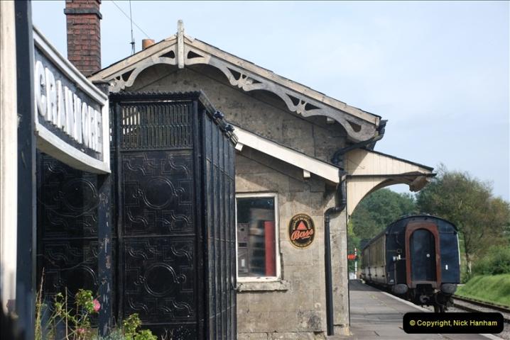2012-09-06 ESR Cranmore, Somerset.  (55)469