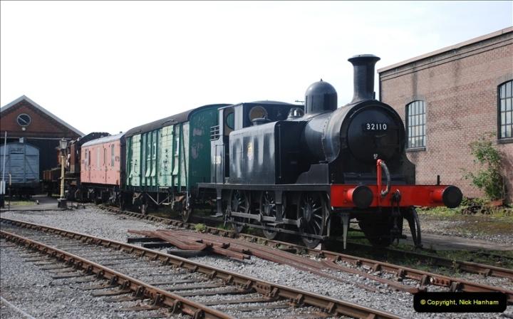 2012-09-06 ESR Cranmore, Somerset.  (8)422