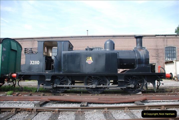 2012-09-06 ESR Cranmore, Somerset.  (9)423