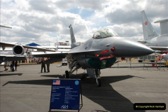 The Farnborough Air Show 24 July 2010. Picture  (13) 013