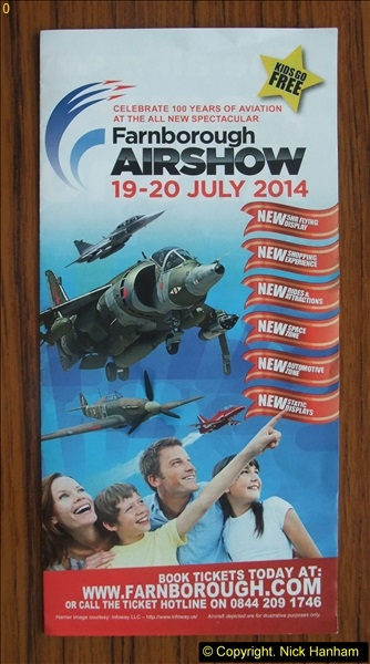 Farnborough Air Show 18 July 2014