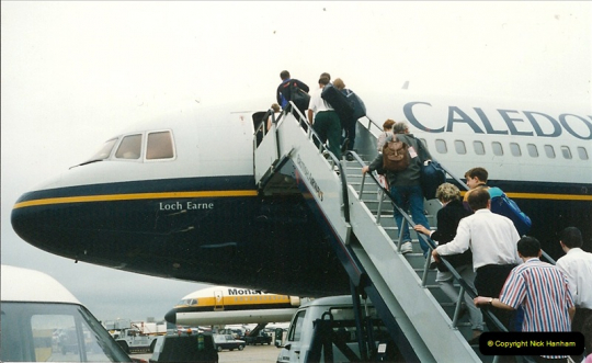 Florida USA July 1991