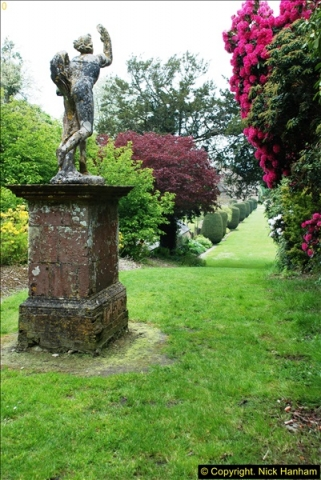 2016-05-27 Forde Abbey, Dorset. (77)077