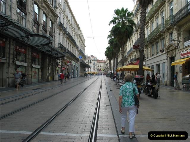 2007-06-20 Nimes & Montpellier, France.  (12)033