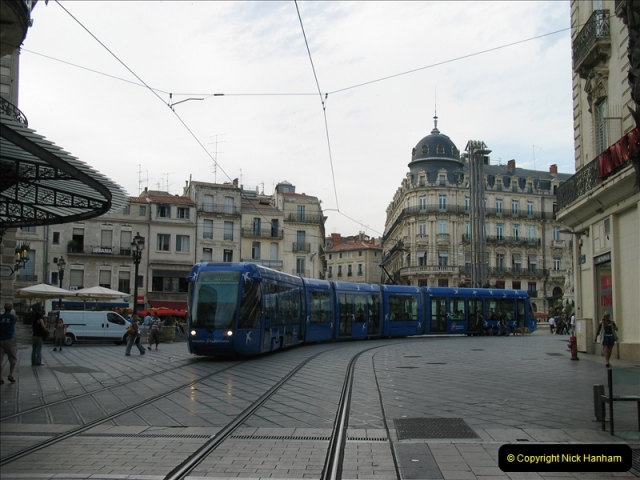 2007-06-20 Nimes & Montpellier, France.  (13)034