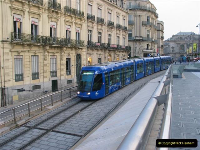 2007-06-20 Nimes & Montpellier, France.  (15)036