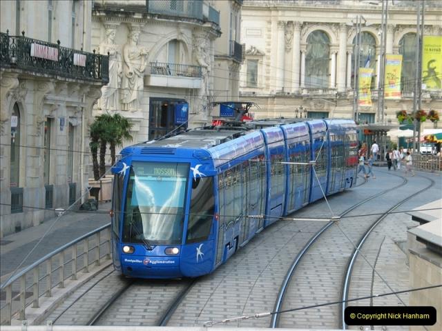 2007-06-22 Nimes & Montpellier, France.  (17)084