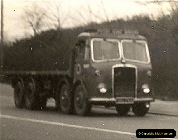 1958 (4) BRS Bristol in Ringwood Road, Poole, Dorset.009