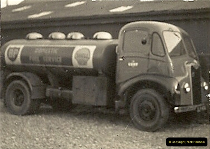 1958 (5) Guy of Shell & BP Poole, Dorset.010