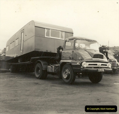 1963 (21) George Curtis Transport yard, Ringwood Road, Parkstone, Poole, Dorset. 070