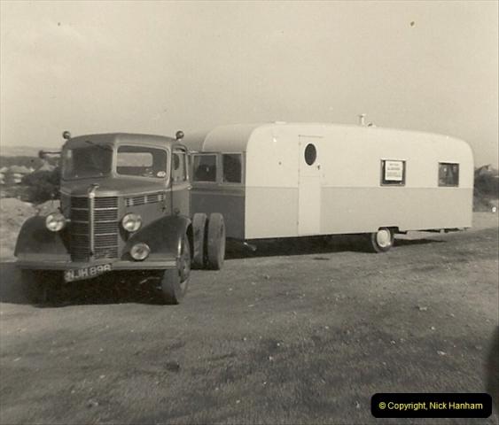 1963 (24) George Curtis Transport yard, Ringwood Road, Parkstone, Poole, Dorset. 073