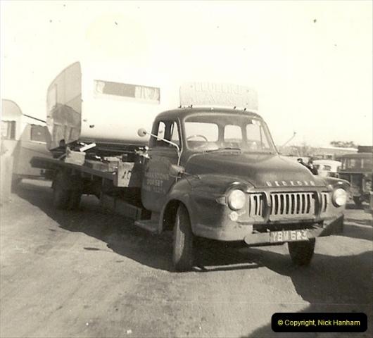 1963 (28) George Curtis Transport yard, Ringwood Road, Parkstone, Poole, Dorset. 077