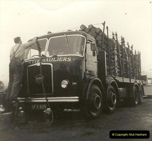 1963 (30) George Curtis Transport yard, Ringwood Road, Parkstone, Poole, Dorset. 079
