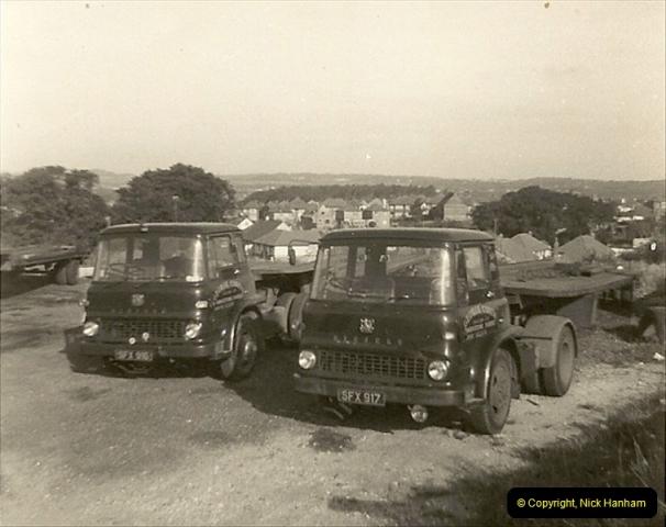 1963 (31) George Curtis Transport yard, Ringwood Road, Parkstone, Poole, Dorset. 080