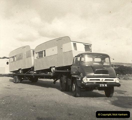 1963 (32) George Curtis Transport yard, Ringwood Road, Parkstone, Poole, Dorset. 081