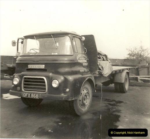 1963 (35) George Curtis Transport yard, Ringwood Road, Parkstone, Poole, Dorset. 084