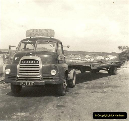1963 (36) George Curtis Transport yard, Ringwood Road, Parkstone, Poole, Dorset. 085