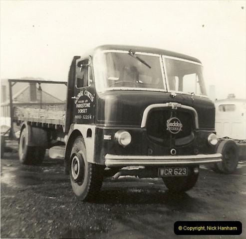 1963 (38) George Curtis Transport yard, Ringwood Road, Parkstone, Poole, Dorset. 087