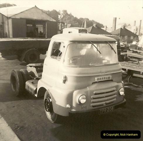1963 (40) George Curtis Transport yard, Ringwood Road, Parkstone, Poole, Dorset. 089
