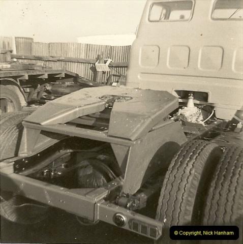 1963 (43) George Curtis Transport yard, Ringwood Road, Parkstone, Poole, Dorset. 092