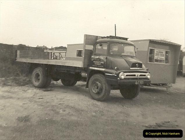 1963 (45) George Curtis Transport yard, Ringwood Road, Parkstone, Poole, Dorset. 094