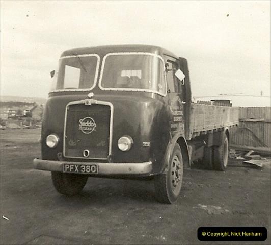 1963 (48) George Curtis Transport yard, Ringwood Road, Parkstone, Poole, Dorset. 097