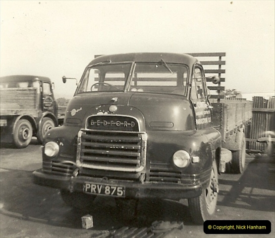 1963 (49) George Curtis Transport yard, Ringwood Road, Parkstone, Poole, Dorset. 098