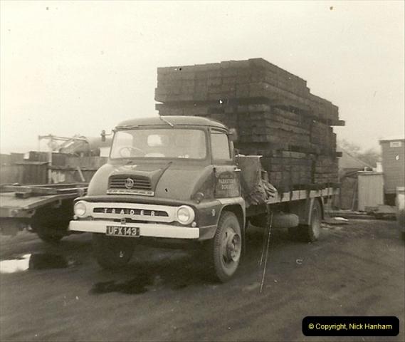1963 (50) George Curtis Transport yard, Ringwood Road, Parkstone, Poole, Dorset. 099