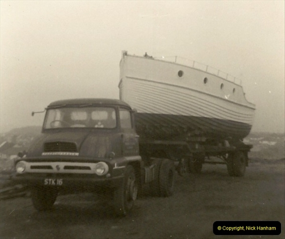 1963 (53) George Curtis Transport yard, Ringwood Road, Parkstone, Poole, Dorset. 102
