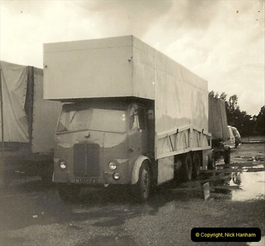 1963 (61) Kings Park, Bournemouth, Dorset. 110
