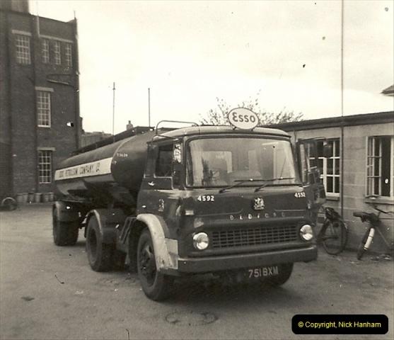 1963 (64) GPO Sorting Office, Parkstone, Poole, Dorset.113