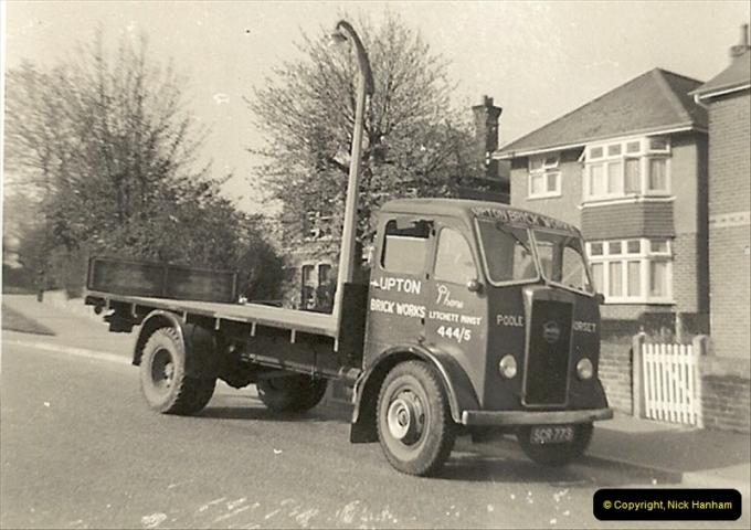 1963 (68) Dale Road, Parkstone, Poole, Dorset. 117
