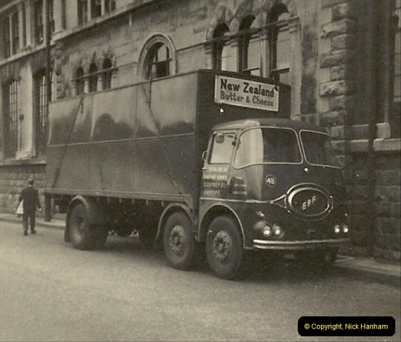 1963 (74) Bath, Somerset. ERF Chinese Six.123