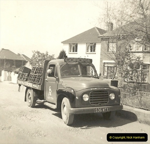 1963 (9) Near the transport cafe, Dale Road, Parkstone, Poole, Dorset. 058