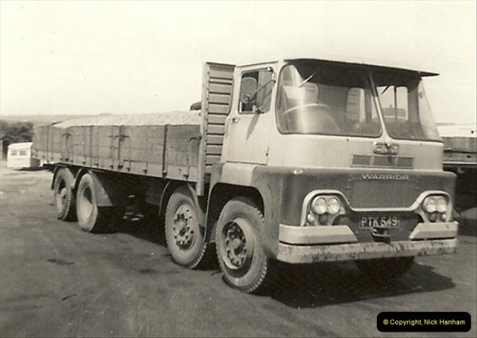 1964 (11) Guy Warrior in Geroge Curtis Transport yard.158
