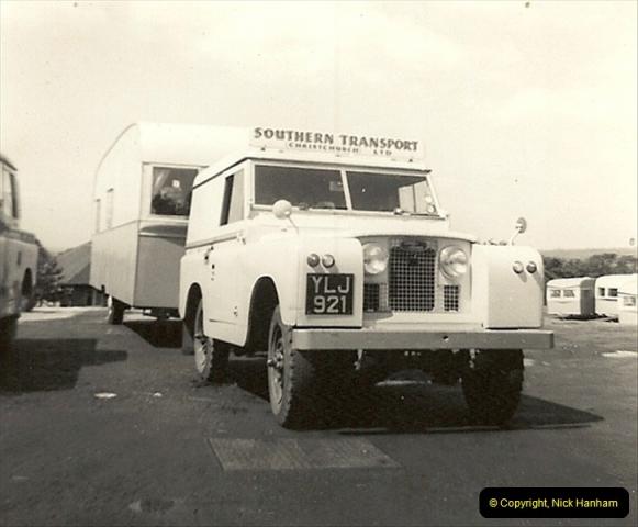 1964 (13) In George Curtis Transport yard.160