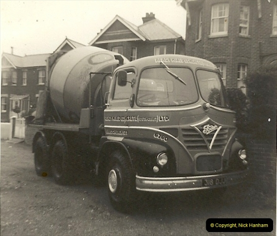 1964 (16) Lacey Crescent, Parkstone, Poole, Dorset.163