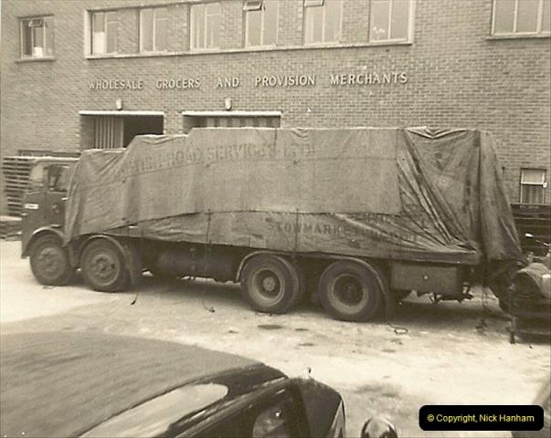 1964 (4) Wallisdown Road, Poole, Dorset. 151